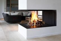 - fire place -