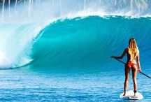- stand up paddle | SUP -