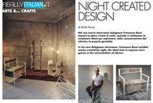 Night Created Design | PRESS / articles, books, news, interviews about #nightcreateddesign