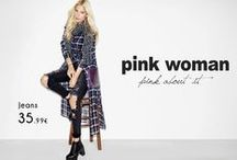 Lookbook A/W '15-'16 / Click here to shop >> www.pinkwoman-fashion.com