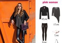 Pink Woman Posts / Shop on line at >> www.pinkwoman-fashion.com