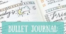 Bullet Journal & Planner / Everything you want to know about Bullet Journaling from bullet journal ideas, bullet journal spreads, bullet journal inspiration, to bullet journal layouts. Also planner ideas and reviews for the ultimate planner addict.
