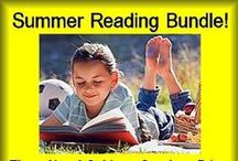 Summer Reading Resources / This board is for parents and teachers to find fun resources to strengthen students' reading skills during the summer months.  To contribute to this board, follow it and then contact me at nancybruen@comcast.net