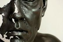 sculpture heads