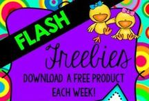 Flash - Freebies from TpT / Post your flash freebies from Teachers Pay Teachers. Feel free to ask others to join this board.  If you wish to join, contact me at nancybruen@comcast.net