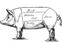 butcher:CHARTS-PORK (bbq,barbecue,barbeque) / Pork, the other white meat  (tags: BBQ, Barbecue, Barbeque, Bar-b-cue, Bar-b-que, B-B-Q, grill, grilling, campfire, chuckwagon, chuck wagon) / by BBQ Explorer