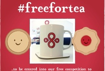#freefortea competition / It's here! The Forever Creative #freefortea competition. Just tweet #freefortea and be in with a chance to win a FREE TEA SURVIVAL KIT! Oh and enjoy a collection of tea-related teasers for your creative pleasure in the mean time...'If a man has no tea in him, he is incapable of understanding truth and beauty.' Japanese proverb. Forever helping you through the day...