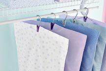 Closet Organizing Ideas / Closet organizing ideas | Organizing accessories | Wardrobe organization