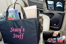 Travel and Car Organizing Ideas / Tips for keeping your car organized, and travel tips.
