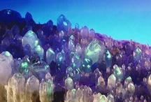 Gems//Minerals//Elements / by Linzagrin