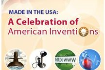 Made in the USA / A Celebration of American Inventions