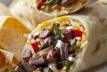 Baja Fresh Burritos