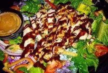 Baja Fresh Salads