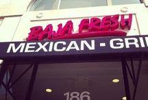 Baja Fresh Stores