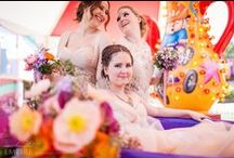Carnival Love by Enchanted Emporium / Spring is nearly upon us, which brings fun, florals and colour. Here is some adorable images captured by the fabulous Prue Prue Franzmann Photography from our latest creative jaunt with some of Brisbane's finest Stem Design , Regalia Bridal and Formal & Enchanted Emporium more images to come x www.enchantedemporium.com.au
