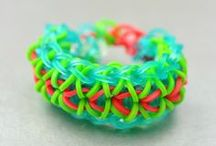 Rainbow Loom Inspiration / Rainbow Loom ideas that inspire! / by LoomLove.com