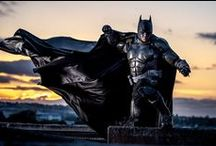 Batman / The Dark Knight... the coolest superhero of them all!