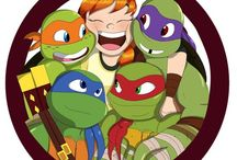 TEENAGE MUTANT NINJA TURTLES / Everything TMNT (But mostly the 2012 series!) / by Turtle Girl<3
