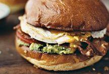 Food: Sandwiches & Hamburgers