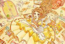 Shoko's Original Illust / Shokoが描いたオリジナルイラスト置き場
