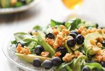 My Starters and Salads / You will find ideas for starters and salads.