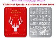 Cici&Sisi  Christmas Plates