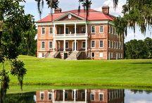 Plantation / Southern United States plantation buildings
