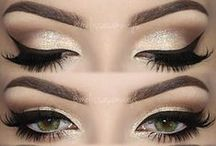 Makeup / Makeup ideas for formal occasions or everyday looks.