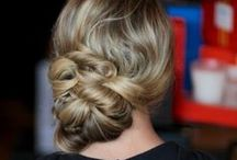 Prom Hair Styles / Updos, Formal Hair, Half Up Half Down, Curly, Straight, Short, Long.... All of it for prom!