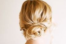 Up Do / Up-do's for formal events, or everyday. Inspiration for when you come into the DJW Salon for a special event.