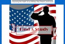 Studies For Vets / Funded research for #PTSD #veterans and #military.