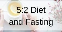 5:2 Diet and Fasting Recipes / Information and tips on the 5:2 diet. On this board you will find recipes and meal plans to keep you sticking to the 5:2 diet and getting the end results you want.