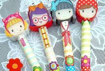Cute pens / I love collecting pens