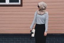 HIJABI FASHION / modest fashion / hijabi fashion bloggers / a lot of headscarves / maybe a tutorial or two