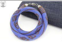 My bead crochet