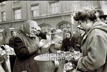 Viktualienmarkt Historisch / Historische Bilder des Münchner Viktualienmarktes.