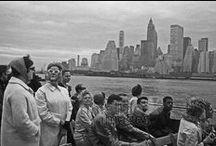New York, 1960er / Bilder aus den Straßen von New York City in den 1960er Jahren.