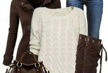 Moda Feminina Outono / Inverno