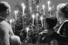 Weihnachten Historisch / Historische Bilder aus der Weihnachtszeit.