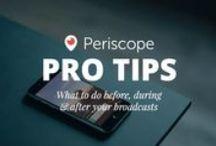 Broadcasting - Periscope