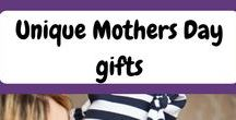 Unique Mother's Day Gifts / Show Mum how much she means this Mother's Day with a thoughtful personalised gift.