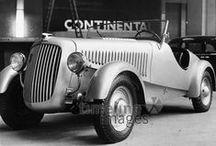 Autos Historisch / Bilder von Fahrzeugen des 20. Jahrhunderts.