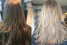 Makeovers | Before and After / Before and After photos from amazing hair and beauty transformations.