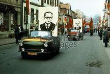 Deutsche Demokratische Republik / Historische Bilder der Deutschen Demokratischen Republik (DDR).