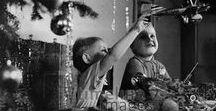 Schöne Bescherung! / Am heiligen Weihnachtsabend wird gefeiert. Unser Album zeigt historische Aufnahmen vom Weihnachtsfest von den Zwanzigerjahren bis in die Siebzigerjahre.