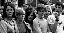 Schwabing, 60er Jahre / Historische Aufnahmen aus dem Münchner Stadtteil Schwabing in den 60er Jahren.