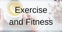 Exercise & Fitness / This board contains exercise and fitness pins so that you can live the long health life you want. Including plenty of exercise and fitness information whether you have 5 minutes or half an hour. Plenty of ideas to get your body and sole looking and feeling great.