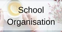 School Organisation / Are you looking for ways to get organised at school? Or ways to get the kids organised? This board contains some of the best ideas, resources, storage, planning, and organisation tips for the school years.