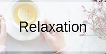 Relaxation / This board is full of ideas to help you relax. Plenty of relaxing bedroom and home designs, tips on routines, food and drink to help you wind down and playlists full of relaxing music.