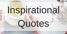 Inspirational Quotes + Motivational Quotes / Inspirational quotes that motivate, mamapreneur quotes, creativepreneur quotes, entrepreneur quotes, spiritual quotes and girl boss quotes.